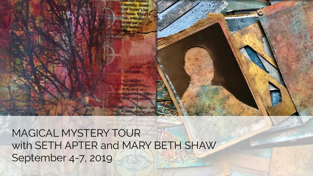 Magical Mystery Tour with Sept Apter and Mary Beth Shaw