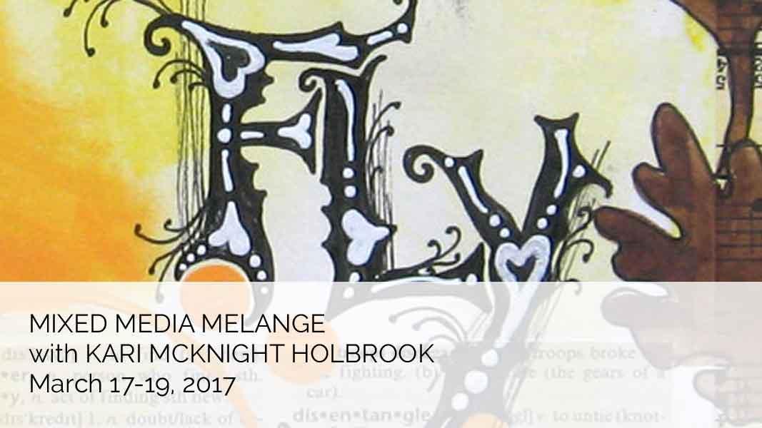Mixed Media Melange