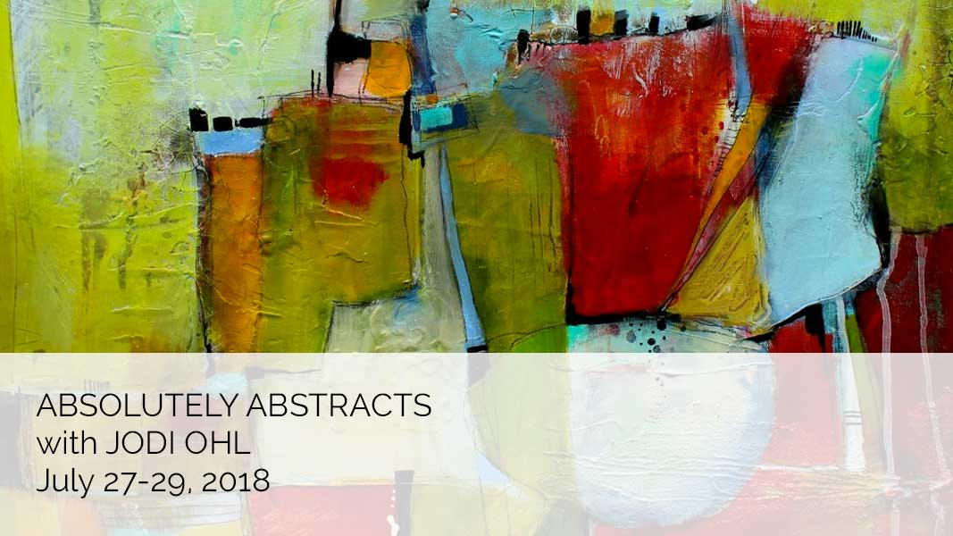 Absolutely Abstracts with Jodi Ohl