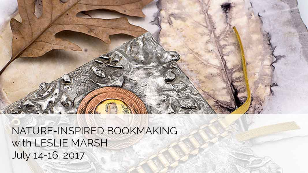 Nature-Inspired Bookmaking