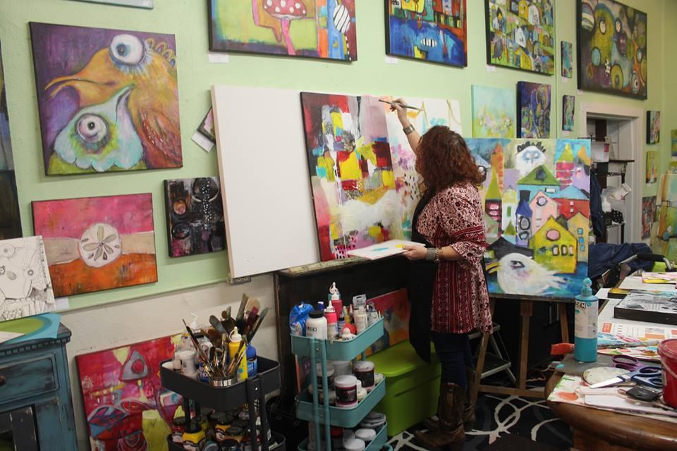 Jodi Ohl Studio