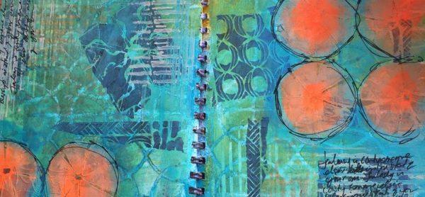 Art Journaling at Ephemera Paducah