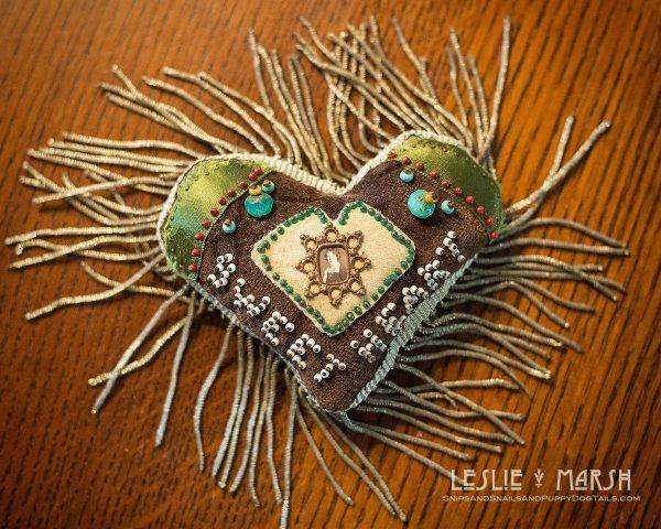 sweetheart pincushions