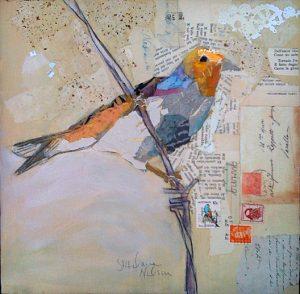 Paper Paintings