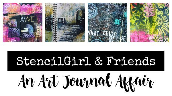 StencilGirl & Friends
