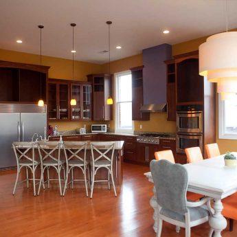 The Loft @ Ephemera - Kitchen and Dining Room