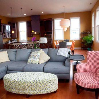 The Loft @ Ephemera - Living Room