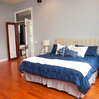 The Loft @ Ephemera - Master Bedroom