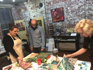 art retreat in St. Louis
