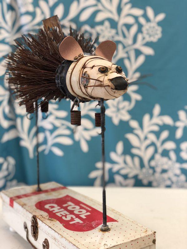 hedgehog assemlage