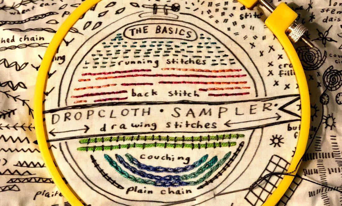 dropclcoth sampler