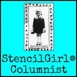 Stencil Girl Columnist