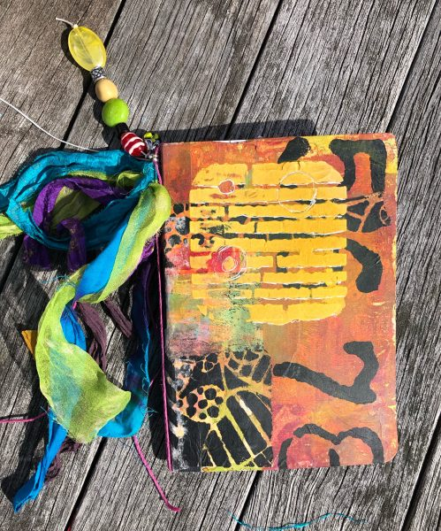 adorned journal
