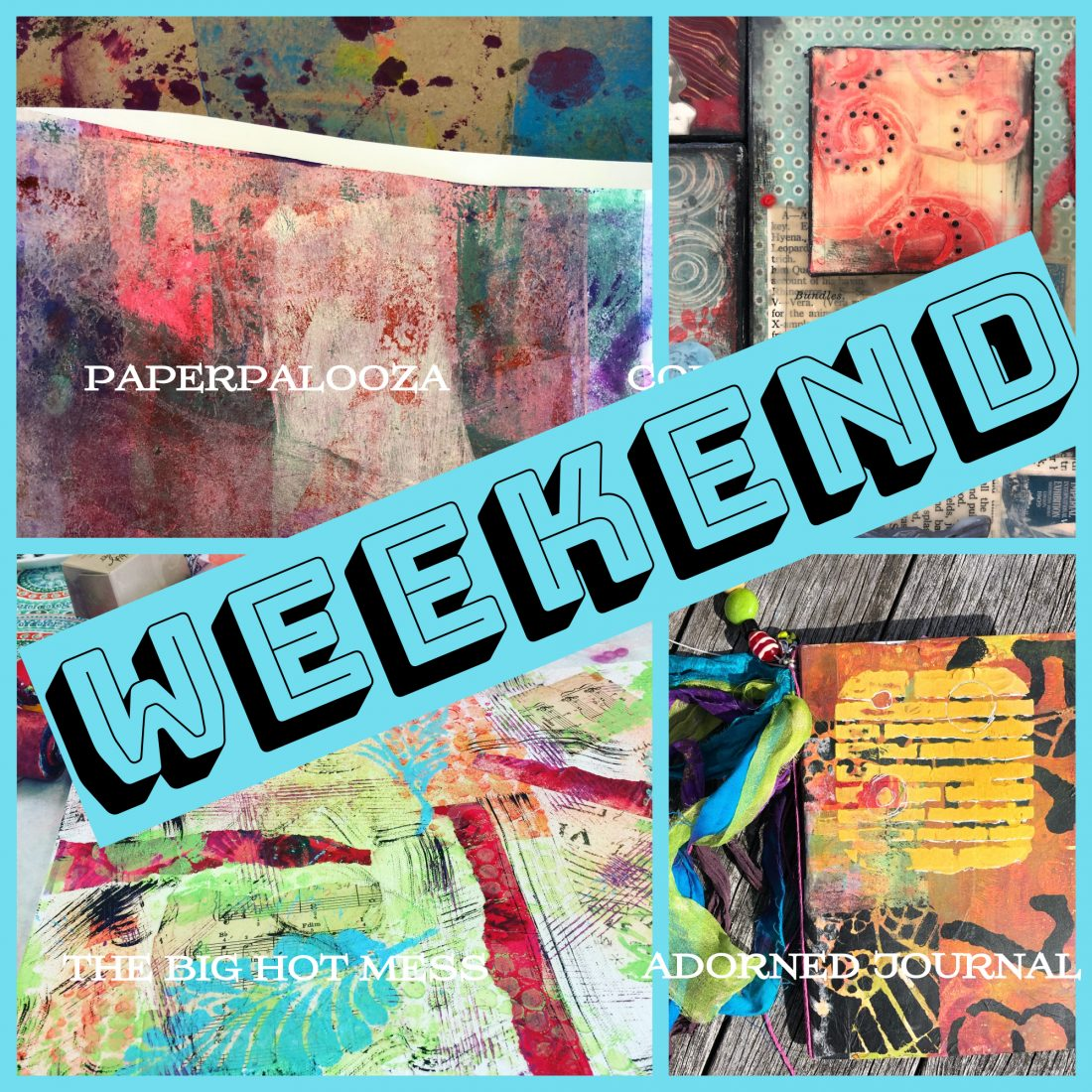 MIXED media weekend