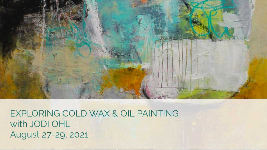 Jodi Ohl Cold Wax