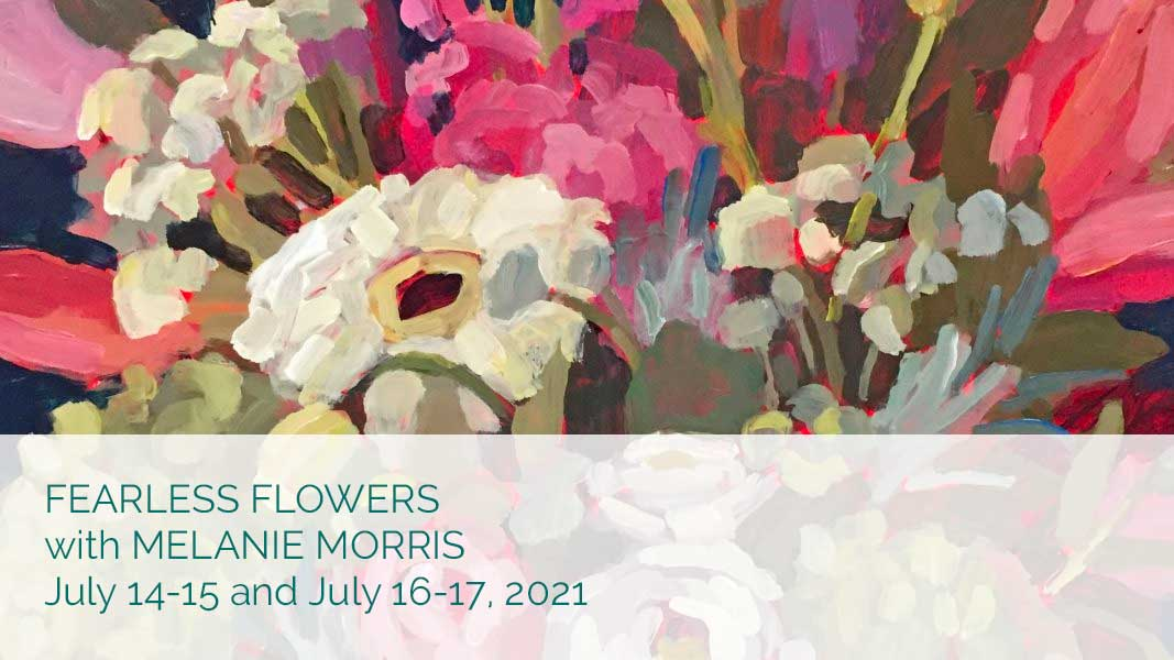 Fearless Flowers with Melanie Morris