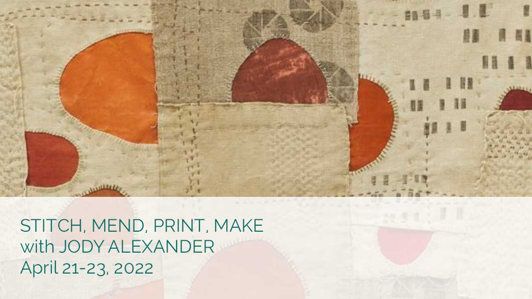 Stitch Mend Print Make